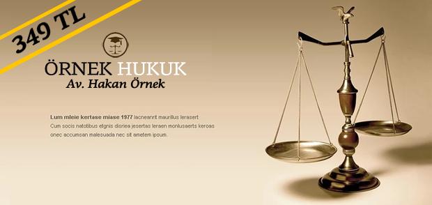 Avukat Web Paketi